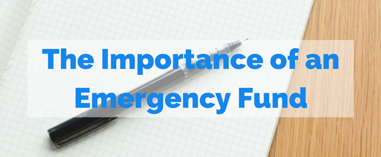 The Importance of an Emergency Fund