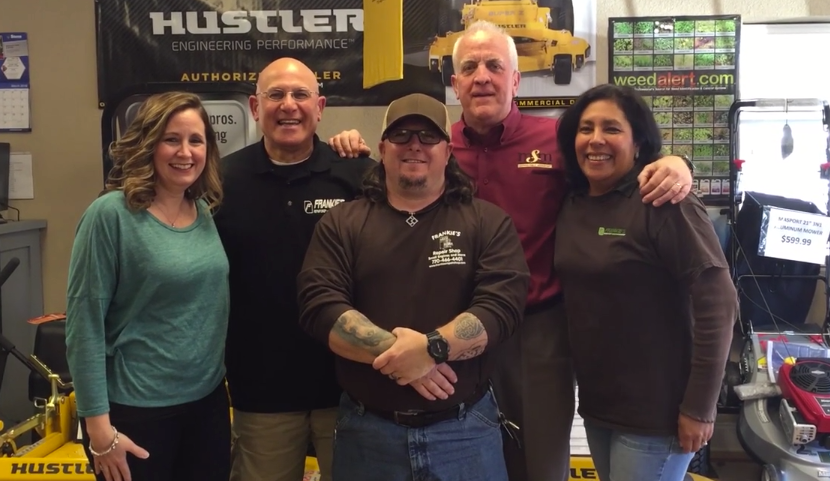 Success Stories: Frankie's Repair Shop