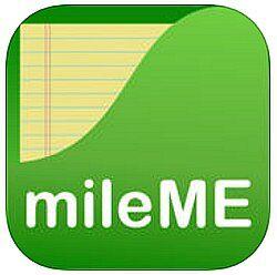 MileME Logo