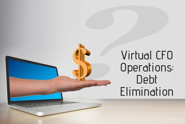 Virtual CFO Operations Debt Elimination