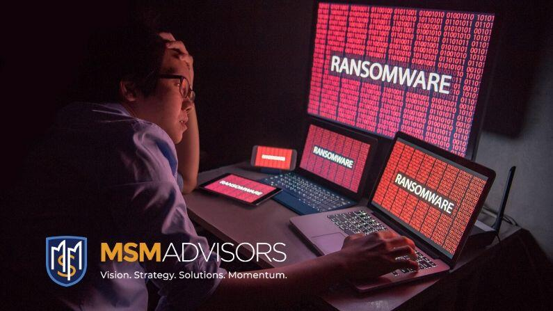 Ransomware – Protect Your Business